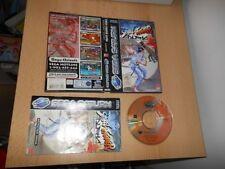 Sega Saturn Capcom Video Games with Manual