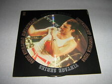 QUEEN PICTURE DISC UK INTERVIEW PICTURE DISC