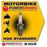 NGK Spark Plug fits YAMAHA  YQ50 Aerox, Nitro 50cc 98->07 [BR8HS] 4322 New in Bo