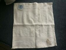 NEALS YARD REMEDIES ORGANIC COTTON FACECLOTH NEW