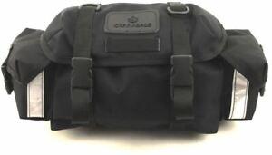 Carradice Ltd Edition LIGHTWEIGHT Audax *BLACK* Bicycle Saddlebag - tour audax