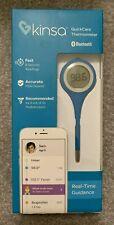 Kinsa KSA110 Quickcare Smart Digital Bluetooth Thermometer
