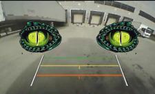 T-Rex Eyes Backup Camera Prank