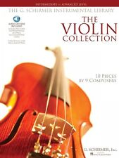 The Violin Collection Intermediate to Advanced Level 10 Pieces by 9 Co 050486147