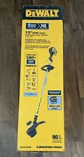 DEWALT 20V MAX Li-Ion XR Brushless 13 in. String Trimmer DCST920B New Sealed box
