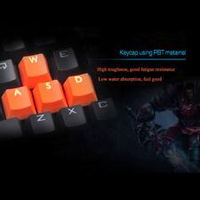 9pcs PBT Keys Backlit Keycaps Smooth For Cherry MX Mechanical Keyboard