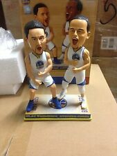 Stephen Curry Klay Thompson Dual Splash Brothers Bobblehead Bobble Head NEW