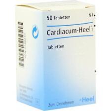 cardiacum Heel T tabl. 50 pièces pzn2740215