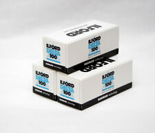 Ilford Delta 100 Black and White 120 Film Pack of 3