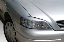 Opel Astra G Headlights Eyebrows Eyelids Trim Abs Plastic