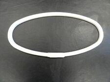 "MAXUM PORTLIGHT TRIM RING WHITE 1804012 MARINE BOAT 20 3/8"" X 10"" MARINE BOAT"
