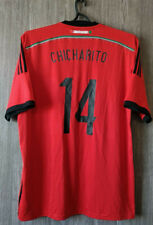 Mexico National Team Chicharito #14 Soccer Football 3rd Shirt Jersey Mens Sz XL