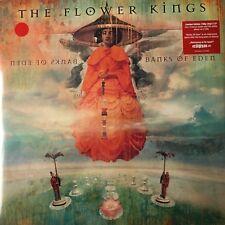 The Flower Kings - Banks Of Eden(180g LTD. Orange Vinyl 2LP+2CD),Century Media