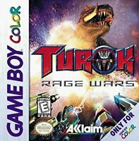 Turok: Rage Wars - Nintendo Game Boy Color