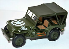 Jeep Willys Military 1/43
