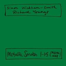 RICHARD YOUNGS / SIMPON WICKHAM-SMITH - METALLIC SONATAS (VHF RECORDS)