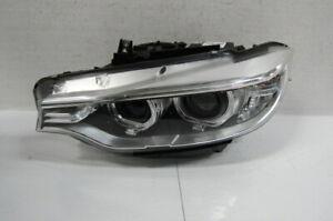 2014-2017 BMW 4 SERIES 428i 435i FACTORY OEM LEFT XENON HID HEADLIGHT W/ AFS R1