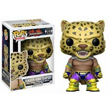 Funko Funkobobugu504 Abysse Vinyl Tekken 207 King With Cape Limited Edition Pop