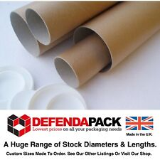 """More details for a4 a3 a2 a1 a0 2"""" – 50mm wide diameter posting postage cardboard postal tubes"""