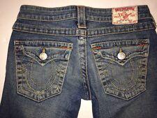 TRUE RELIGION Joey Womens Sz 27 Boot Cut Jeans