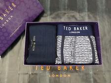 TED BAKER Boxer Short + Sock Gift Set Box VESTA UK M-L Trunk & Socks 2in1 Set