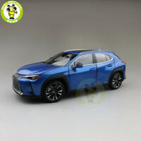 1/18 Toyota Lexus UX 260h Refitted Version Diecast Model CAR SUV Boys Gifts Blue