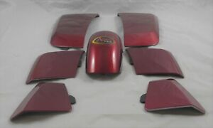 Pride Apex Rapid Changeable Red Colour Panels