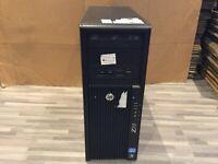 HP Z210 Workstation Core i3 2120 3.30GHz 6GB 500GB DVD-RW PC Computer