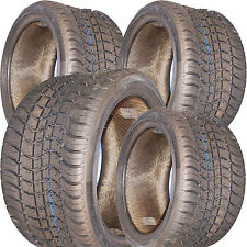 4) 205/35R-12 205/35-12 Kenda K399 Pro Tour RADIAL Low Profile Golf Cart TIRE