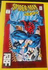 SpiderMan Marvel 2099  1 1992  Ungraded  Awesome Cover