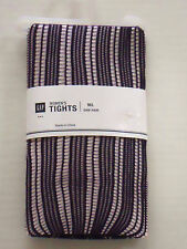 GAP Women's Purple Fishnet Tights Size S/M