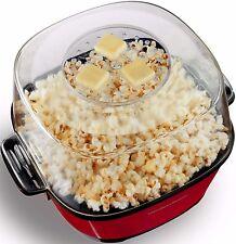 NEW Hot Oil Popcorn Popper Maker Machine Non-Stick Auto Stir Corn FREE SHIPPING