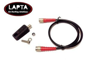 Lap Timer Magnetic Pick Up And Cable Lead to fit Alfano (Lap Sensor)