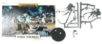 Warhammer Age of Sigmar Nighthaunt Spirit Torment miniature with warscroll