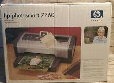 NEW HP Photosmart  7760 Photo Inkjet  Printer