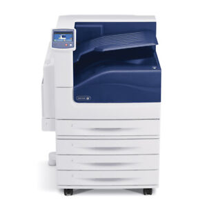 Xerox Phaser 7800 7800GX Colour A3 A4 Printer Very Low Count Under 23K WARRANTY!