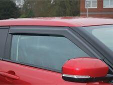 Range Rover Evoque 3 door Wind Deflector Kit (front) - DA6093
