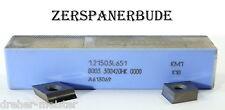10 Wendeplatten HERTEL 1.21503L651 KM1