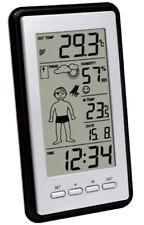 Technoline WS 9632 wetter-tim Wireless Weather Station Radio Clock 868