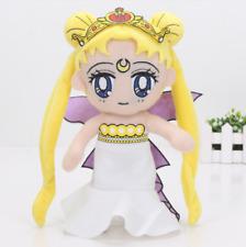 Queen Serenity Sailor Moon 20-22cm Plush Doll Kids Stuffed Toys Soft Teddy