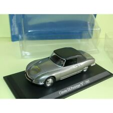 CITROEN DS PROTOTYPE S 1965 Gris UNIVERSAL HOBBIES 1:43 blister