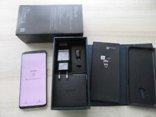 Samsung Galaxy S8 SM-G950F - 64GB - Arctic Silver (Ohne Simlock) Smartphone