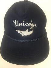 Unicorn Shark Adjustable Blue Baseball Hat Cap Snapback OSFA