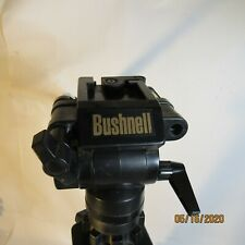 Bushnell Telescoping Tripod 2-5' with 2-Way Head Lightweight Sturdy Black