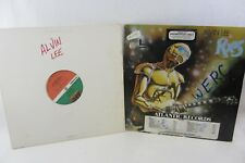 "2 LP Record - ALVIN LEE - RX5 & 12"" single Can't Stop (PR417)"