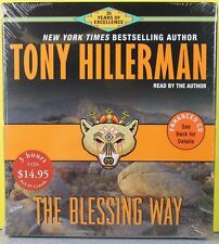 The Blessing Way by Tony Hillerman (Abridged, CD) NEW