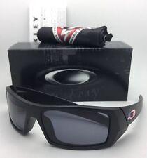 d428a54ca97 New OAKLEY Sunglasses GASCAN 11-192 60-15 Matte Black with USA Logos+