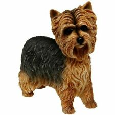 More details for yorkshire terrier / yorkie dog ornament figurine gift boxed