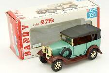 TOMICA DANDY JAPAN 1/36 DATSUN FIRST CAR #036 SA BOITE