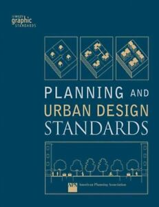 Planning And Urban Design Standards, Hardcover, Brand New, Free shipping in t...